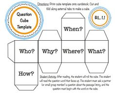 Close Reading Materials freebie!