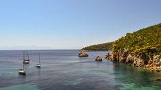 Greek Coast.