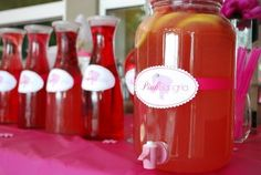 "Bella Blogs: Musings of A Wedding & Event Planner: Barbie Bridal Shower ""Barbie-Que"""