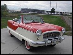 1960 Nash Metropolitian Convertible 60 HP, 3-Speed for sale by Mecum Auction