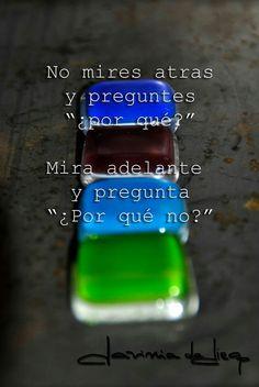 #frases #reflexiones #azul #blue #green #verde #vidrio  www.daviniadediego.com