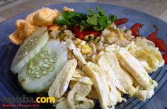 Nasi Goreng Mawut Sayur Spesial, Resep Makanan Lezat dan Sehat