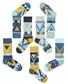 With SOLOSOCKS™, from the Danish company URU Design, you never need to pair or waste your socks again!
