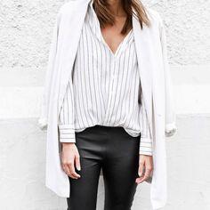 White | www.thedailylady.eu | the daily lady #thedailylady
