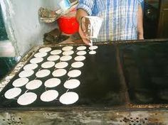 oriental pancakes consumed in the month of holy month of fasting