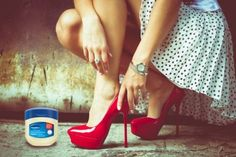 vaselina scarpe