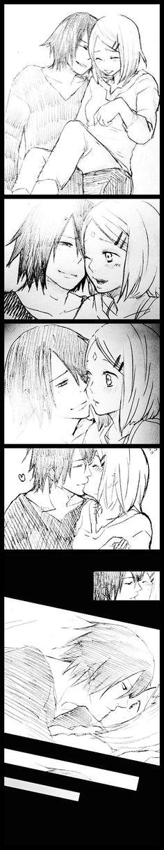 Naruto - Sasuke and Sakura