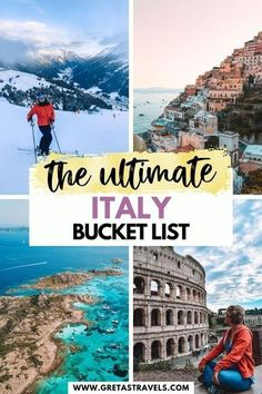 Beautiful Places To Visit, Cool Places To Visit, Places To Travel, Amazing Places, Travel Destinations, Italy Travel Tips, Europe Travel Guide, Travel Info, Travel Abroad