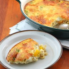 Crustless Curry Quiche | Frontier Co-op