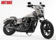 Crash Club - a custom 2013 Harley-Davidson Street Bob