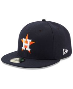 New Era Kids  Houston Astros Authentic Collection 59FIFTY Cap - Blue 6 1 2 22d10bf8aae