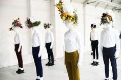 Uniqlo, mannequin stylings Nicola Formichetti
