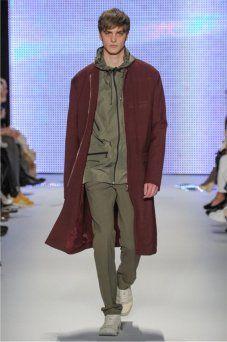 Lacoste Fall/Winter 2014 | New York Fashion Week