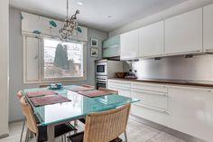 Corner Desk, Interior, Kitchen, Table, Furniture, Home Decor, Corner Table, Cooking, Decoration Home