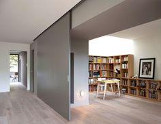 6 puertas correderas que querrás tener sí o sí #hogarhabitissimo