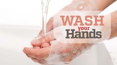 The Health Chronicle - Wash your hands Hands, Health, Salud