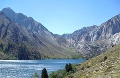 Convict Lake California High Sierra day trip..There is plenty to do at Convict Lake, but fishing & hiking are the most popular activities.