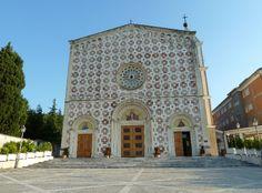 Santuario del Volto Santo - Manoppello, Pescara, Italia