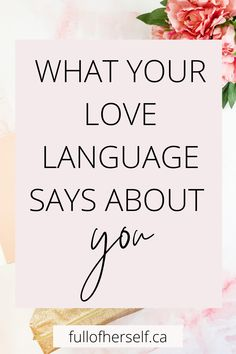 Your love language can reveal a lot about you and what type of relationships are best suited for you. This blog article dives into the topic of love languages and what your primary love language says about you. If you want to have better romantic relationships, platonic relationships, or even improve the relationship you have with yourself, this article is worth the read! | acts of service | quality time | words of affirmation | love relationship quotes | relationship goals | relationship… Relationship Advice Quotes, Types Of Relationships, Quotes About Love And Relationships, Healthy Relationships, Relationship Goals, Words Of Affirmation, Service Quality, Love Languages, Woman Quotes