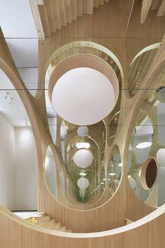 Gallery of Hongkun Art Auditorium / penda - 7
