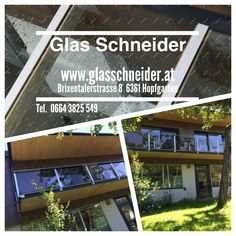 Hopfgarten Im Brixental, Glass Roof, Partition Screen, Panel Room Divider, Stairway