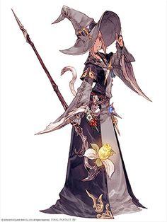#FFXIV Conjurer