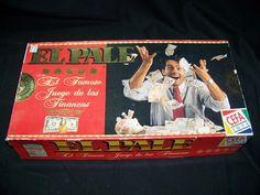 Juego de mesa Vintage clasico EL PALE Buen estado!!