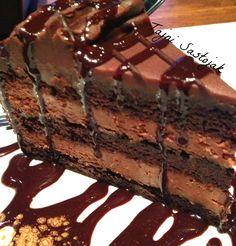 Friend me on FriendLife German Torte Recipe, Torta Recipe, Torte Recepti, Kolaci I Torte, Easy Cake Recipes, Sweet Recipes, Dessert Recipes, Strawberry Torte Recipe, Rodjendanske Torte