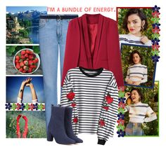 """""""Got A Secret, Can You Keep It?♡"""" by littlemisshamer ❤ liked on Polyvore featuring MSGM, Alyx, WithChic and Ganni"""