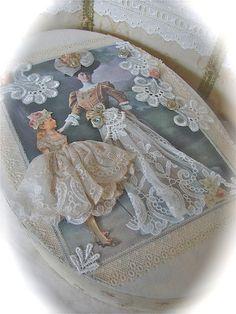 Waar nostalgie en romantiek elkaar ontmoeten...blog post July 8, 2012