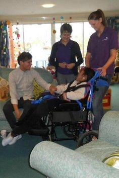 he looks so happy to be there, i love louis .