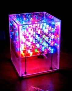 LED CUBE: [No Programming] (how to build)