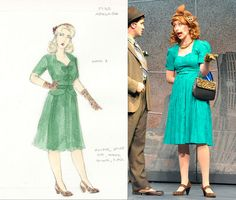 Costume Design - Guys and Dolls