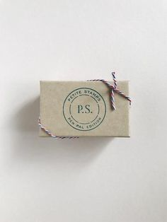 Petite Stamps: Pen Pal Edition / by Paper Pastries and Paper & Type