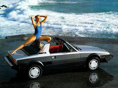 1982 Fiat X1/9 by Bertone. My mom's car. ✏✏✏✏✏✏✏✏✏✏✏✏✏✏✏✏ IDEE CADEAU / CUTE GIFT IDEA  ☞ http://gabyfeeriefr.tumblr.com/archive ✏✏✏✏✏✏✏✏✏✏✏✏✏✏✏✏