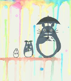 my_neighbor_totoro_by_color_maniac
