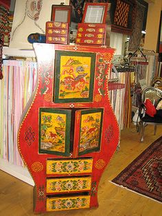 Mobile tibetano violino