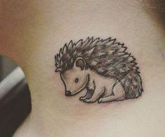Igel Tattoo Designs mit Bedeutungen – 20 Ideen Mehr