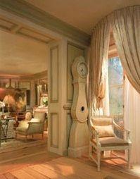Ralph Lauren Home #Tourville Collection 08 - Clock