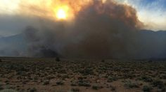 Feb 7, 2015- 200 Firefighters Battle 7,000-Acre Wildfire Near Mammoth Lakes, Nevada Border | NBC Southern California