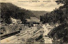 Kentucky Coal Heritage  Jenkins Kentucky
