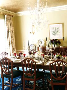 Traditional Dining-rooms from Kristi Nelson on HGTV