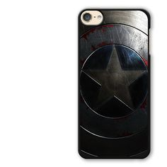 Captain America The Winter Soldier iPod Touch 6 Case
