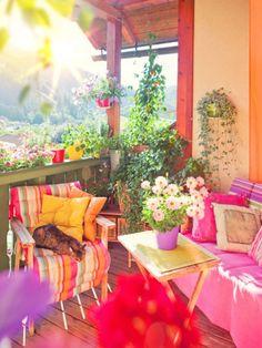 So EINFACH wird aus deinem Balkon eine RELAX-ZONE! Alle TIPPS >>>