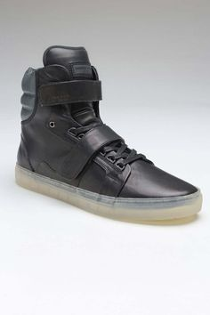 Android Homme Propulsion Hi Black Ice