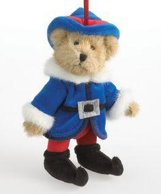 Holiday Hermey Hanging Bear #zulily #zulilyfinds
