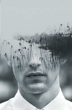 Spanish photographer Antonio Mora fuses standard portraits with landscape, animal, and abstract photography, resulting in extraordinary combinations. Trucage Photo, Photo D Art, Foto Art, Zoom Photo, Double Exposure Photography, Nature Photography, Double Exposure Portraits, Whimsical Photography, Photography Aesthetic
