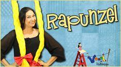Rapunzel - Varal de Histórias