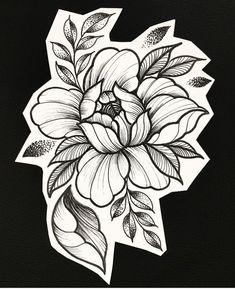 Future tattoos, new tattoos, rose tattoos, black tattoos, floral tattoo . Floral Tattoo Design, Flower Tattoo Designs, Tattoo Designs For Women, Flower Tattoos, Tattoos For Women, Tattoo Ideas Flower, Flower Ideas, Foot Tattoos, Body Art Tattoos