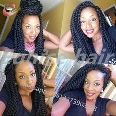 Brown Two Strand Braid Crochet Hair Extensions Retail Synthetic Pruik Havana Mambo Twist Braid In Bundles Curly Hair… Jumbo Twists Crochet, Havana Mambo Twist Crochet, Crochet Hair Extensions, Braid In Hair Extensions, Crochet Braids Hairstyles, Braided Hairstyles, Long Hairstyles, Braid In Bundles, Havana Braids